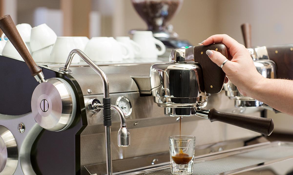 Machine à café professionnelle image