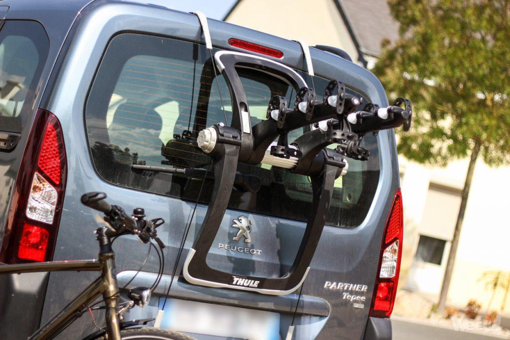 Le porte-vélo : une solution idéale pour les vacances