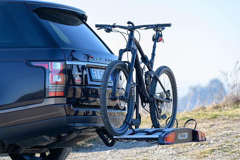 porte-vélo pour voyager en toute sécurité