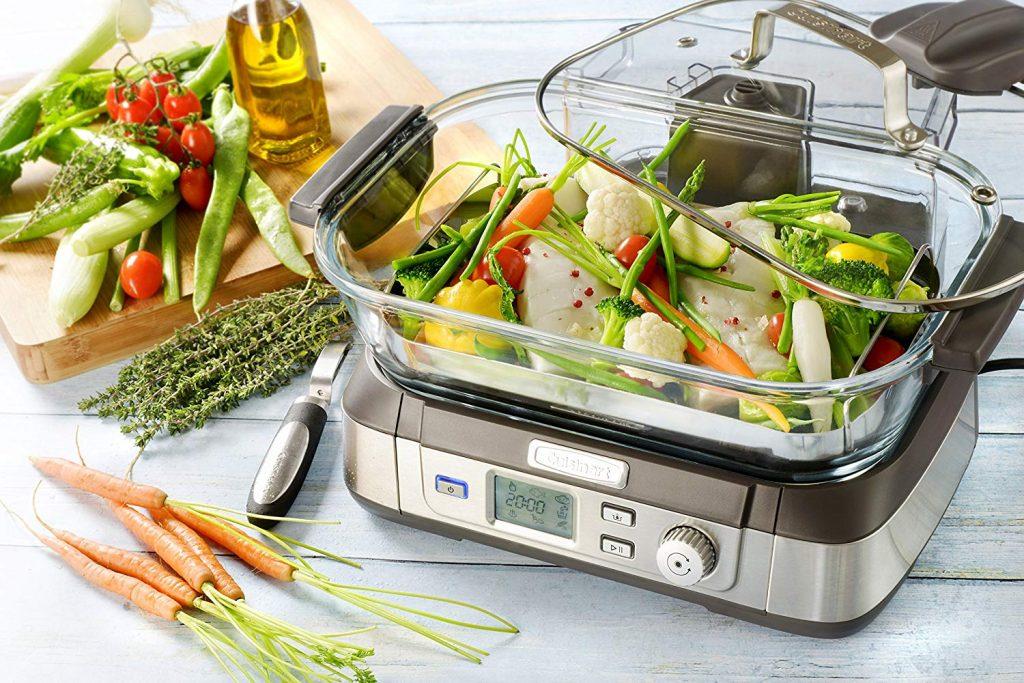 Cuire les aliments à la vapeur pour une meilleure santé