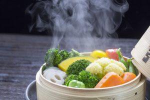 Avantages de la cuisson des aliments à la vapeur