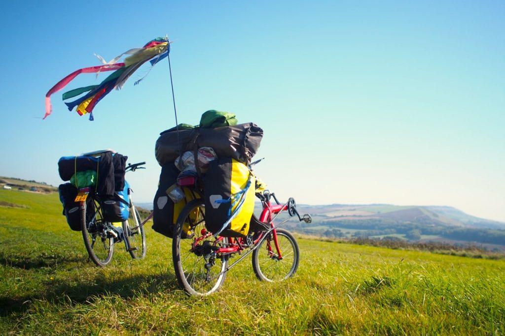Voyage à vélo - image