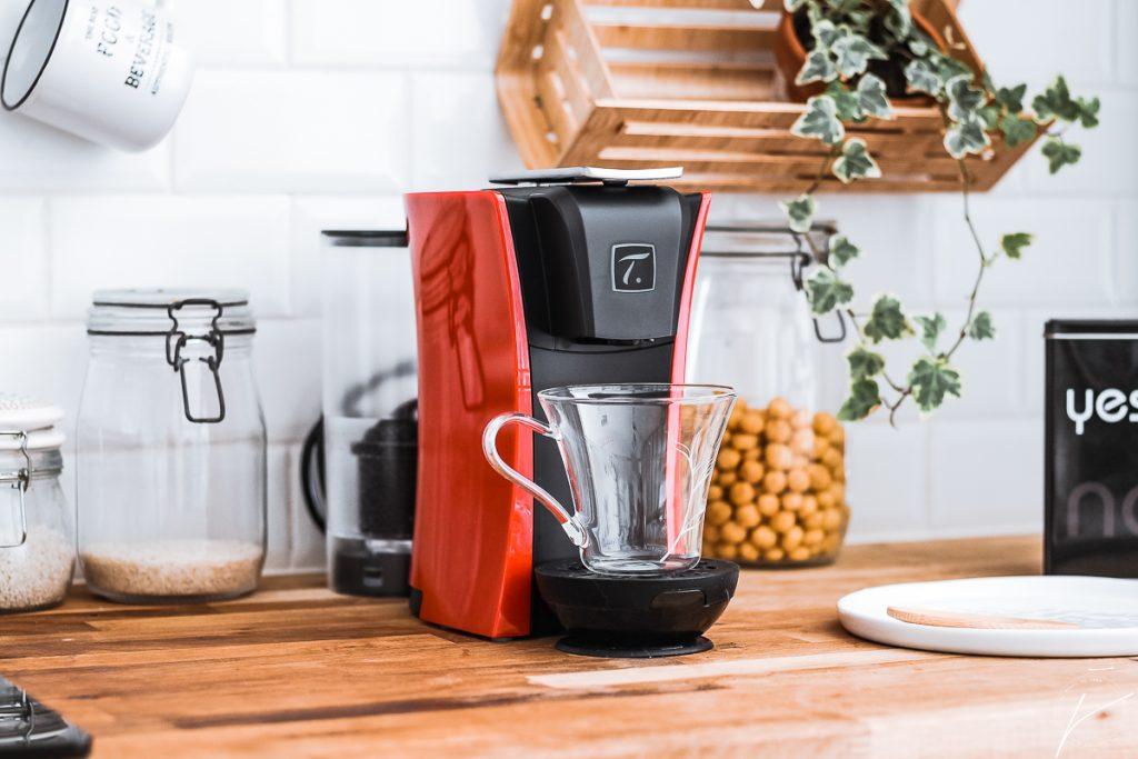 Machine à thé : le confort d'utilisation !
